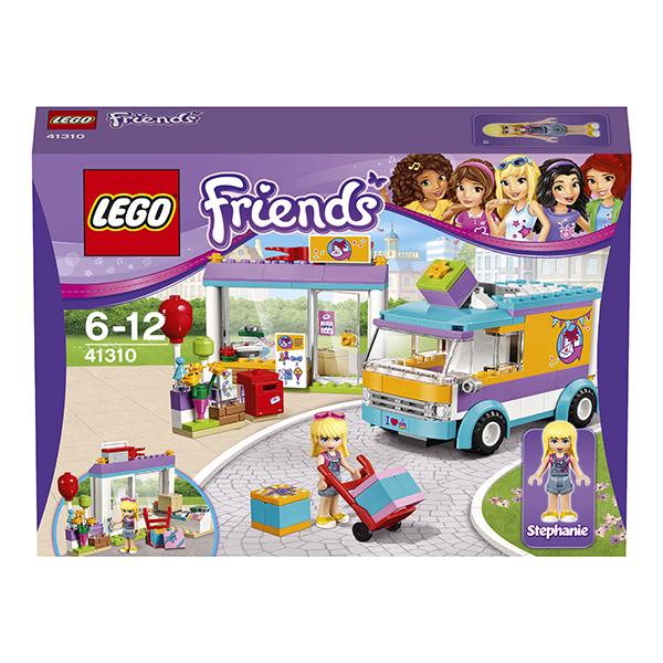 Lego Friends 41310 Конструктор Лего Подружки Служба доставки подарков