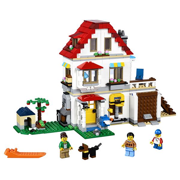 Конструктор Лего Криэйтор 31069 Конструктор Загородный дом