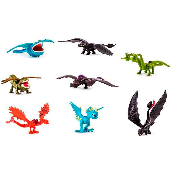 Dragons 66562 Дрэгонс Фигурки драконов (в ассортименте)