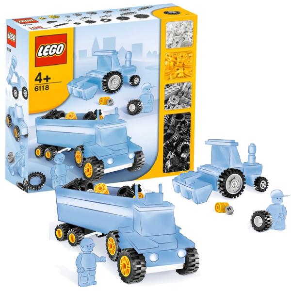 Конструктор Lego Creator 6118 Конструктор Колеса