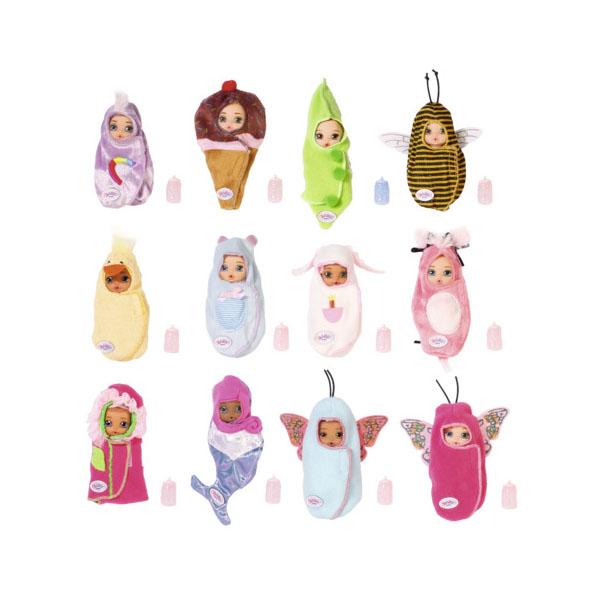 Zapf Creation Baby Born Surprise 904-060 Бэби Борн Сюрпрайз Кукла,1 серия (в ассортименте)