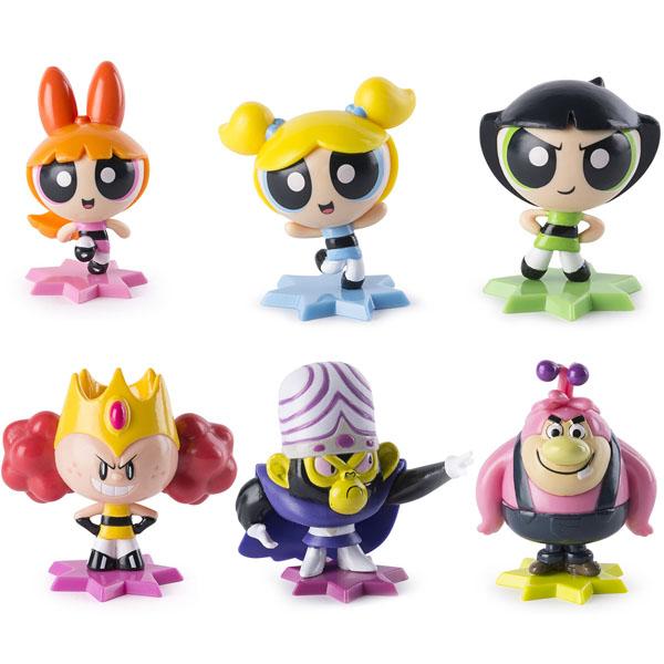 Powerpuff Girls 22313_9 Мини-фигурка героев сериала (в ассортименте)