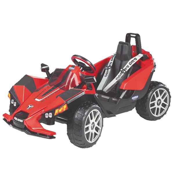 Детский электромобиль Peg-Perego OR0076 POLARIS SLINGSHOT R/C детский электроквадроцикл peg perego od05180 polaris sportsman 850 silver 2014