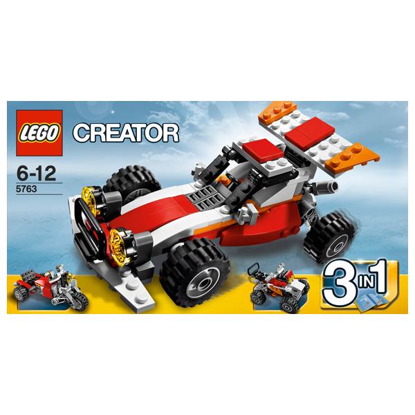 Конструктор Лего Криэйтор 5763 Конструктор Дюноход