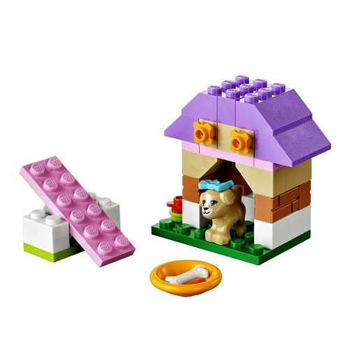 Lego Friends 41025 Конструктор Будка щенка
