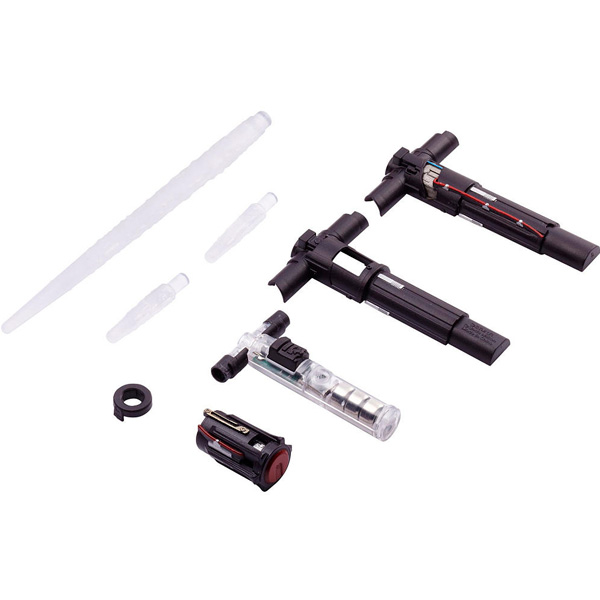 Star Wars Science 15184 Звездные Войны Мини-световой меч Кайло Рена