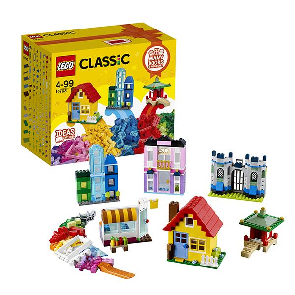 Lego Classic 10703 Конструктор Лего Классик Набор для творческого конструирования