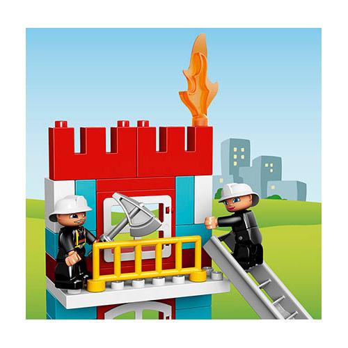 Lego Duplo 10593 Конструктор Пожарная станция