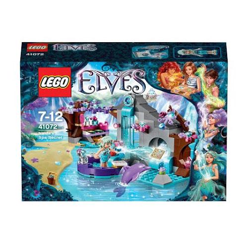 Конструктор Lego Elves 41072 Лего Эльфы Спа-салон Наиды