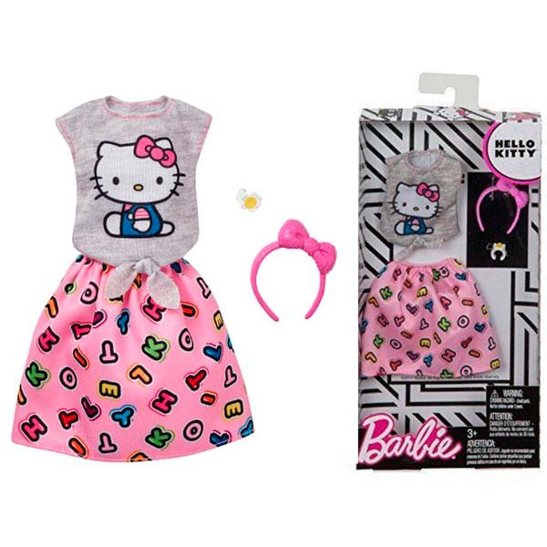 Mattel Barbie FKR66 Барби Универсальный полный наряд – коллаборации