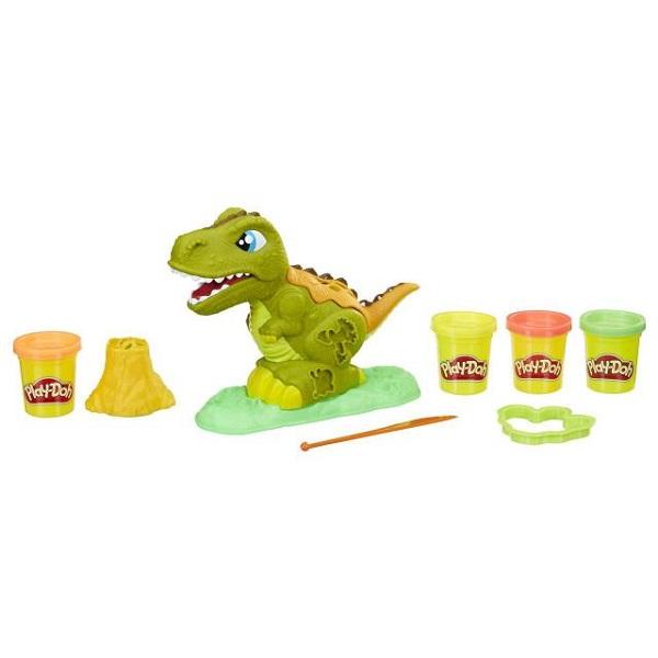 Hasbro Play-Doh E1952 Набор Могучий Динозавр hasbro игровой набор play dohмогучий динозавр