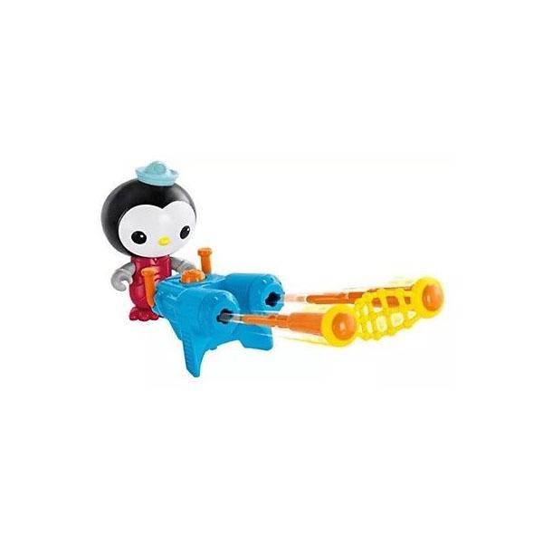 Mattel Octonauts CJP96 Октонавты Капитан Пейзо и Медуза-гигант