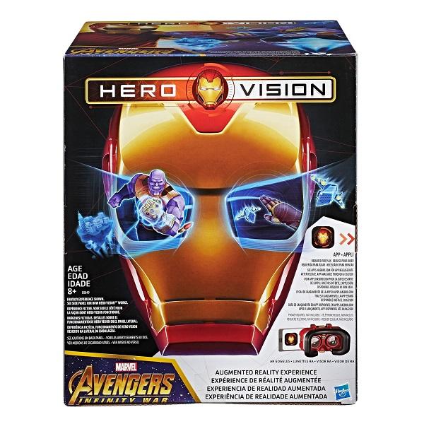 Hasbro Avengers E0849 Маска дополненной реальности