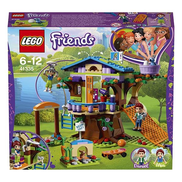 LEGO Friends 41335 Конструктор ЛЕГО Подружки Домик Мии на дереве