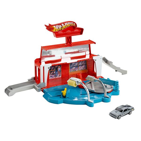 Mattel Hot Wheels BMG69 Хот Вилс Тематическая трасса цена и фото