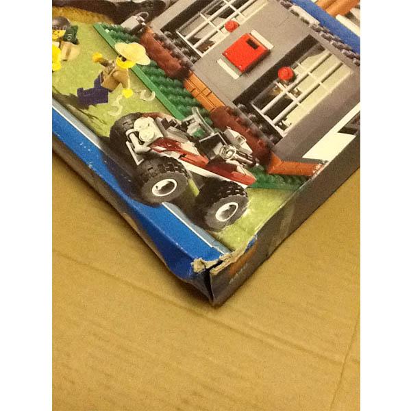 Lego City 4440_1 Конструктор Лего Город Пост лесной полиции
