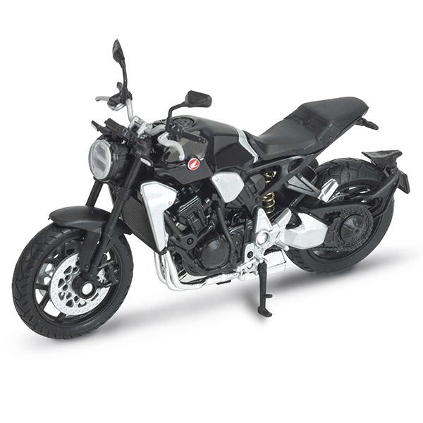 Welly 12852P Велли Модель мотоцикла 1:18 Honda CB1000R welly 12154p велли модель мотоцикла 1 18 motorcycle yamaha 2001 yzf1000r thunderace