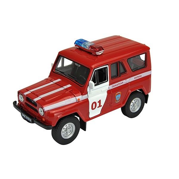 Welly 42380FS Велли Модель машины 1:34-39 УАЗ 31514 Пожарная Охрана autotime collection 11446 уаз 31514 вдв