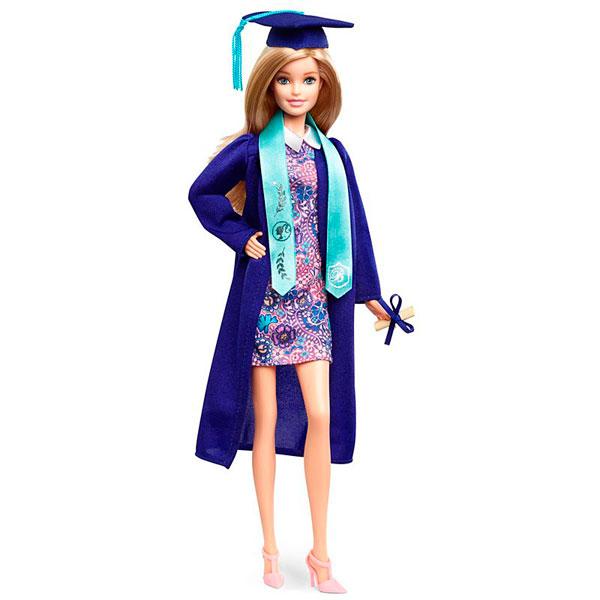 Mattel Barbie FJH66 Барби Коллекционная кукла-выпускница