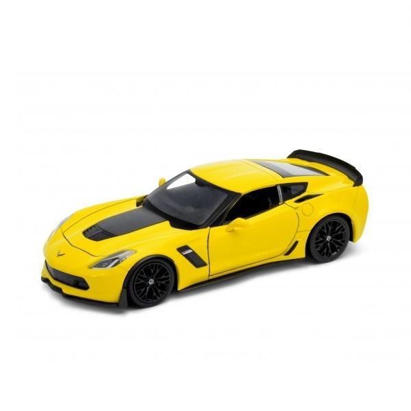 цена на Welly 24085 Велли Модель машины 1:24 Chevrolet Corvette
