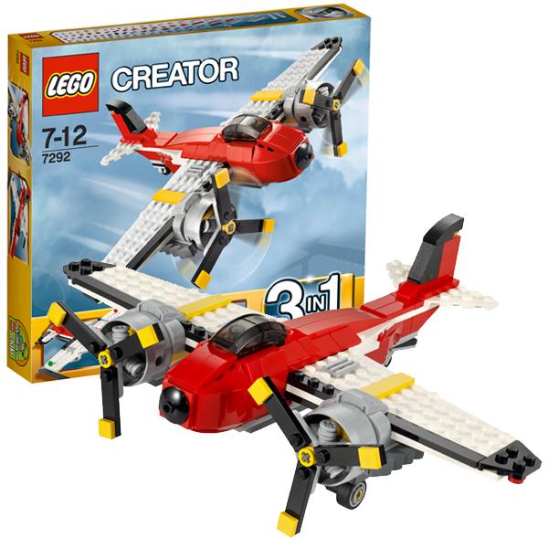 Конструктор Лего Криэйтор 7292 Воздушные приключения