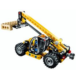 Лего Техник 8045 Конструктор Мини телескопический погрузчик