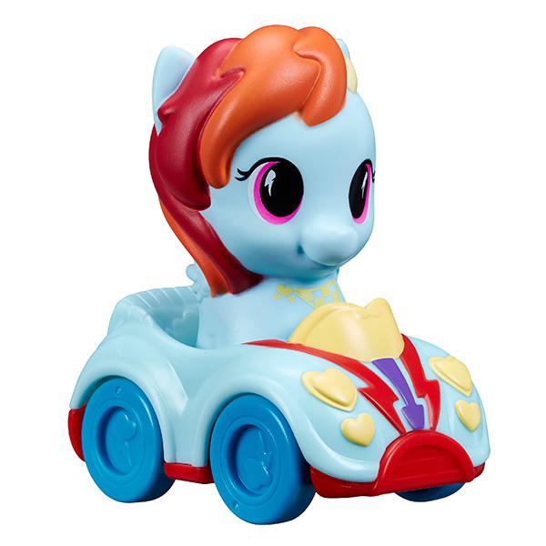 Hasbro My Little Pony B4627 Май Литл Пони Пони и автомобиль