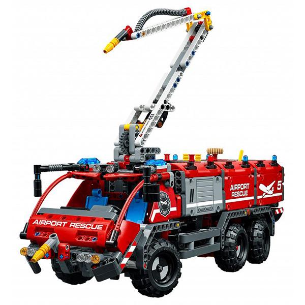 Лего Техник 42068 Автомобиль спасательной службы