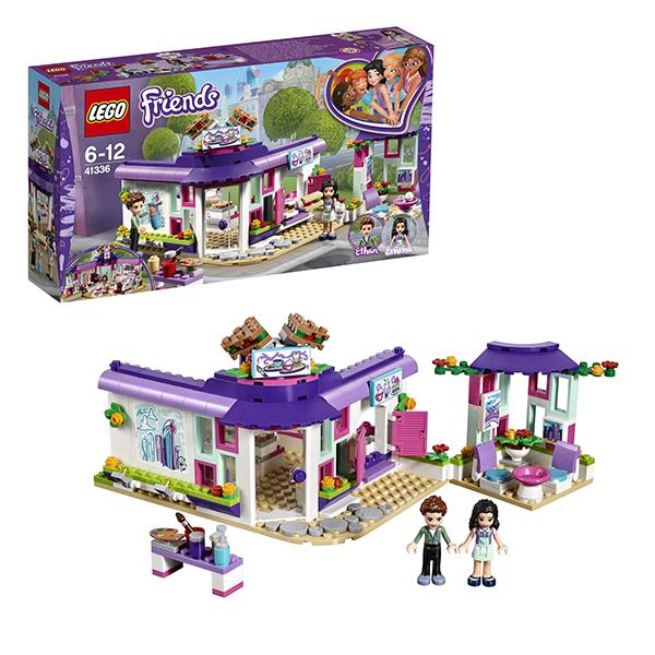 Lego Friends 41336 Лего Подружки Арт-кафе Эммы