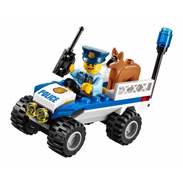 Lego City 60136 Лего Город Набор для начинающих Полиция
