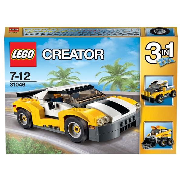 Конструктор Lego Creator 31046 Конструктор Кабриолет