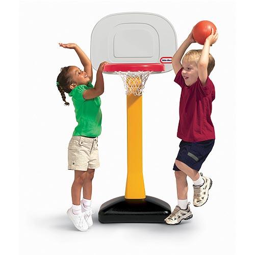 Little Tikes 611940 Литл Тайкс Баскетбольный щит, от 1,5 лет