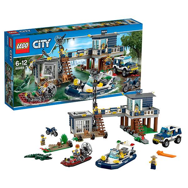 Лего лесная полиция инструкция