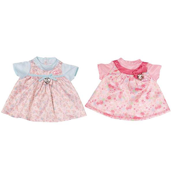 детские платья и сарафаны Zapf Creation Baby Annabell 794-531 Бэби Аннабель Одежда Платья (в ассортименте)
