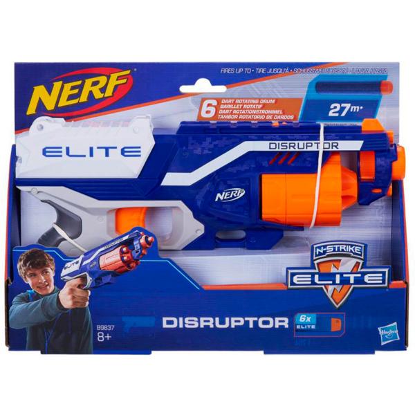 Hasbro Nerf B9837 Нерф Бластер Элит Дизраптор