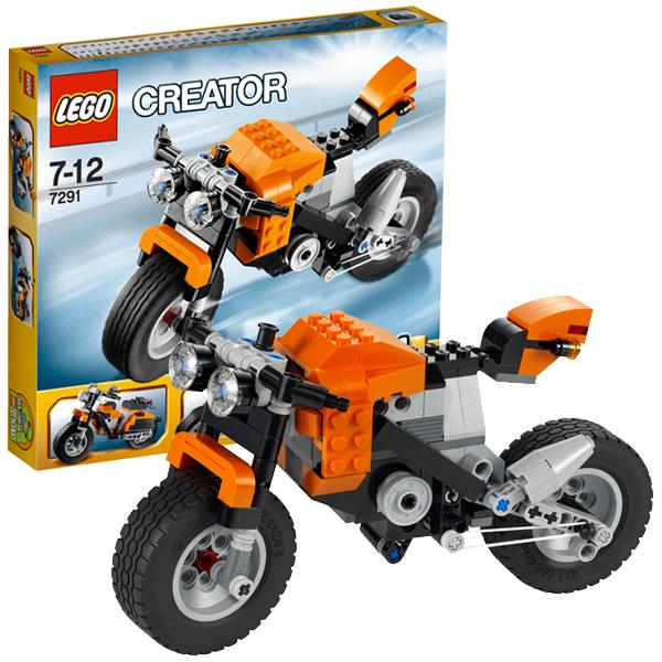 Конструктор Lego Creator 7291 Конструктор Уличный мятеж