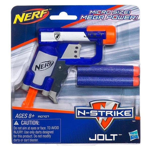 Hasbro Nerf A0707 Нерф Бластер Элит Джолт