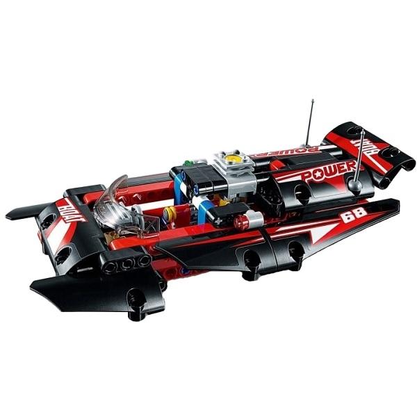 LEGO Technic 42089 Конструктор ЛЕГО Техник Моторная лодка