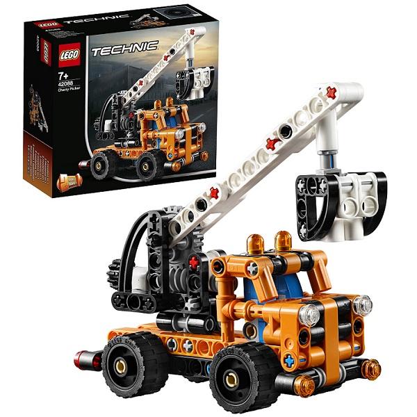 LEGO Technic 42088 Конструктор ЛЕГО Техник Ремонтный автокран цена