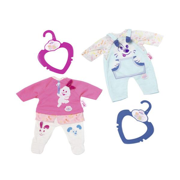 Zapf Creation my little Baby born 824-351 Бэби Борн Одежда для куклы 32 см zapf creation my little baby born 823 149 бэби борн комплект одежды для дома 32 см