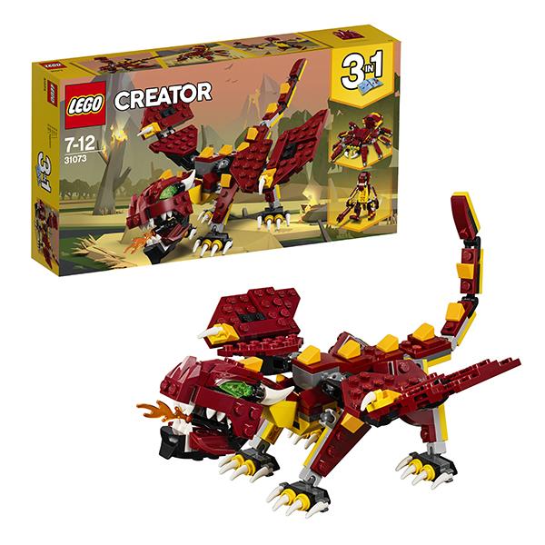 Lego Creator 31073 Конструктор Лего Криэйтор Мифические существа книги эксмо мифические существа