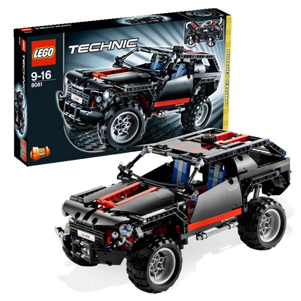 Lego Technic 8081X Конструктор Экстремальный Круизер