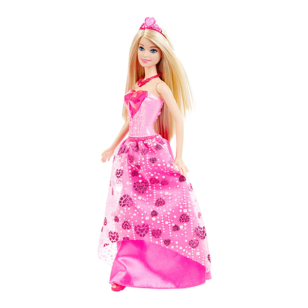все цены на Mattel Barbie DHM53 Барби Кукла-принцесса