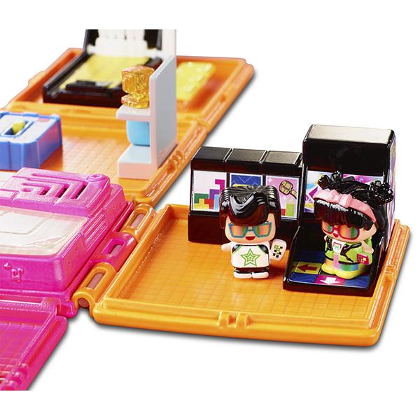 Mattel My Mini Mixi Q's DWB70 Зал игровых автоматов