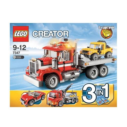 Конструктор Лего Криэйтор 7347 Конструктор Пикап