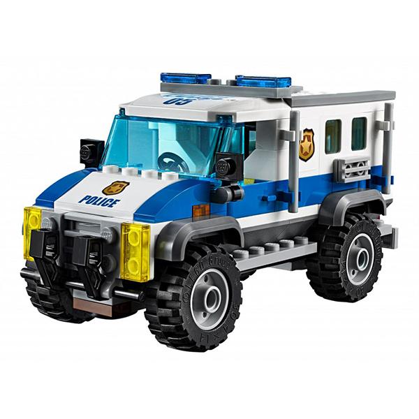 Lego City 60140 Лего Город Ограбление на бульдозере