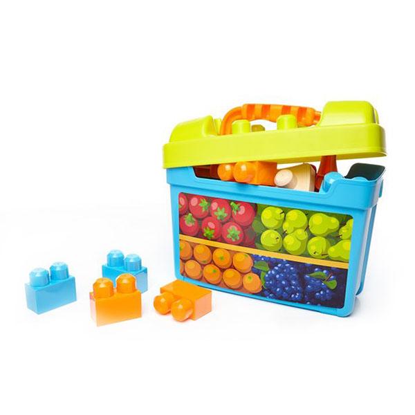 """Mattel Mega Bloks DPJ54 Мега Блокс Игровой набор """"Обед с собой"""" игровой набор mattel mega bloks черепашки ниндз вечеринка черепашек dmx54"""
