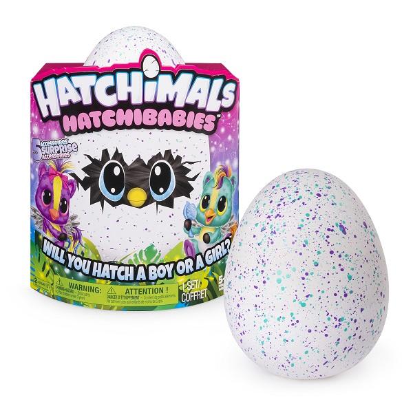 Hatchimals 19133-PON Хетчималс Hatchy-малыш интерактивный питомец, вылупляющийся из яйца