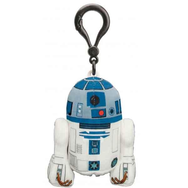 Star Wars SW00243 Звездные войны Брелок R2-D2, блистер мягкие игрушки wild planet брелок акула 9 см