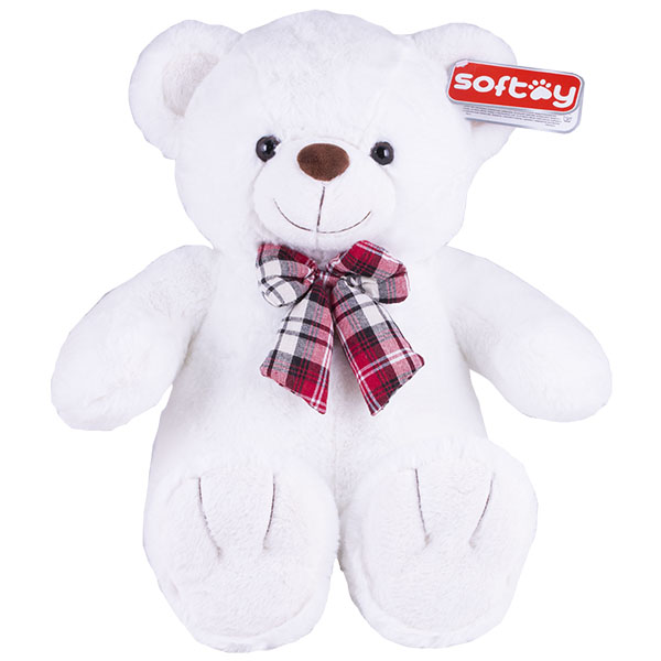 SOFTOY C1716437-1 Медведь белоснежный 50 см